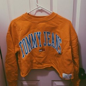 Tommy Hilfiger cropped hoodie